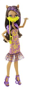 Monster High poupée mannequin Dance the Fright Away Clawdeen-commercieel beeld
