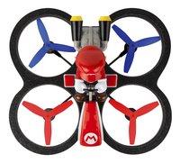 Carrera drone Mario Kart MarioCopter-Vue du haut