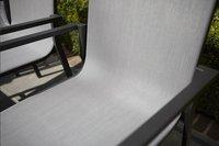 Chaise de jardin Forios gris/anthracite-Image 2