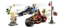 LEGO Ninjago 70667 Zwaardmotor van Kai & Sneeuwscooter van Zane-Artikeldetail