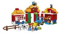 LEGO DUPLO 10525 La grande ferme-Avant