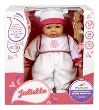DreamLand poupée souple Juliette rit aux éclats-Avant