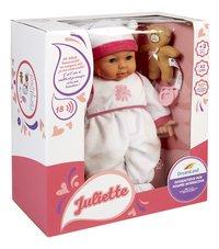 DreamLand poupée souple Juliette rit aux éclats-Côté gauche