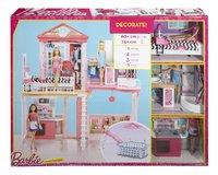 Barbie speelset Huis met 3 poppen-Vooraanzicht