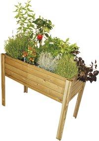 Table à potager Herba 100 x 50 cm-Image 1