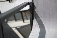 Chaise de jardin Forios gris/anthracite-Image 5
