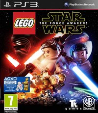 PS3 LEGO Star Wars: The Force Awakens FR/ANG