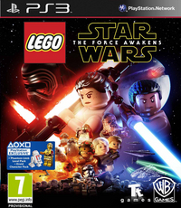 PS3 LEGO Star Wars: The Force Awakens ENG/FR