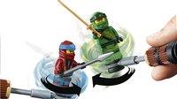 LEGO Ninjago 70670 Het Spinjitzu klooster-Afbeelding 1