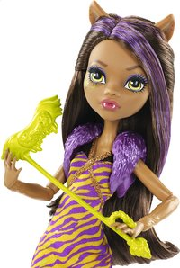 Monster High poupée mannequin Dance the Fright Away Clawdeen-Vue du haut