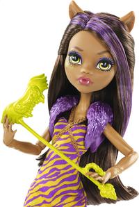 Monster High poupée mannequin Dance the Fright Away Clawdeen-Vue du haut