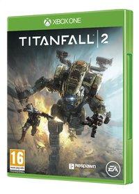 XBOX One Titanfall 2 FR/ANG-Côté droit
