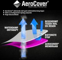 AeroCover Beschermtas voor rechthoekige kussens polyester L 175 x B 80 x H 60 cm-Artikeldetail