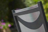 Chaise de jardin Forios gris/anthracite-Image 4