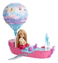 Barbie speelset Dreamtopia Chelsea's Magische droomboot