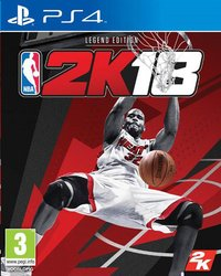 PS4 NBA 2K18 Legend Edition ENG/FR
