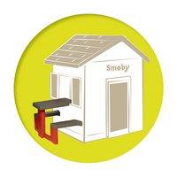 Smoby uitbreiding voor speelhuisjes Neo Jura Lodge, My Neo House en Chef House - Picknicktafel-Artikeldetail