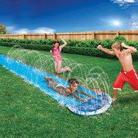 Banzai waterglijbaan Speed Blast Water Slide-Afbeelding 1