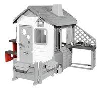Smoby uitbreiding voor speelhuisjes Neo Jura Lodge, My Neo House en Chef House - Picknicktafel-Vooraanzicht