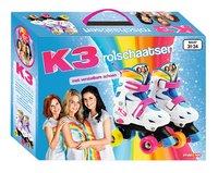 Rolschaatsen K3 maat 31-34-Linkerzijde
