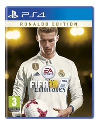PS4 Fifa 18 Ronaldo Edition NL/FR