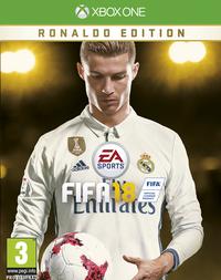XBOX One Fifa 18 Ronaldo Edition NL/FR