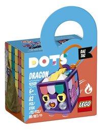 LEGO DOTS 41939 Porte-clés dragon-Côté gauche
