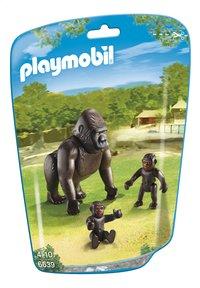 Playmobil City Life 6639 Gorille avec bébés