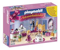 Playmobil Christmas 6626 Calendrier de l'Avent Loge d'artiste-Avant