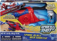 Set de jeu The Amazing Spider-Man 2 Spiral Blast Web Shooter