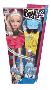 Bratz mannequinpop Hello My Name Is Cloe-Vooraanzicht