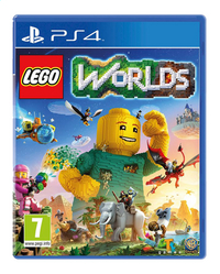 PS4 LEGO Worlds FR/ANG