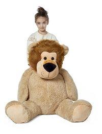 Reuze knuffel leeuw zittend 135 cm-Afbeelding 1