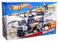 Hot Wheels Mega Garage-Vooraanzicht