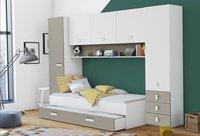 Tidy bed met kasten en bedlade-Afbeelding 2