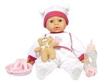 DreamLand poupée souple Juliette rit aux éclats-commercieel beeld