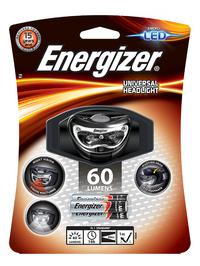 Energizer hoofdlamp Universal Headlight 3 LED-Vooraanzicht