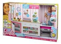 Barbie Cuisine de luxe-Côté gauche