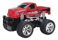 New Bright auto RC RAM rood