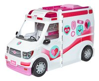 Barbie speelset Ambulance-Rechterzijde