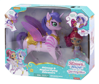 Fisher-Price Shimmer & Shine Magical Flying Zahracorn + Shimmer-Côté droit