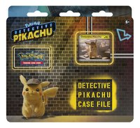 Pokémon Trading Cards Detective Pikachu Case File - 3 Booster Packs ANG-Avant