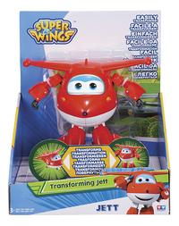Robot Super Wings S1/2 Transforming - Jett-Avant