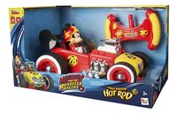 Voiture RC Mickey and the Roadster Racers The Hot Doggin' Hot Rod-Côté droit