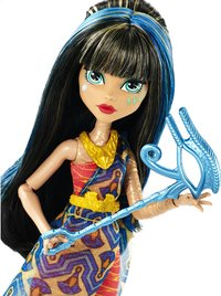Monster High poupée mannequin Dance the Fright Away Cleo de Nile-Côté droit