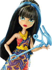 Monster High mannequinpop Dance the Fright Away Cleo de Nile-Rechterzijde