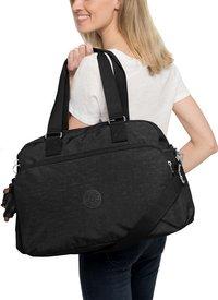 Kipling reistas July Bag L True Black 45 cm-Afbeelding 3