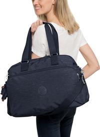 Kipling reistas July Bag L True Navy 45 cm-Afbeelding 3