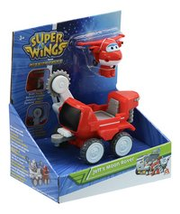 Véhicule Super Wings Jett's Moon Rover-Côté gauche