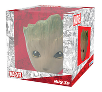 Mok 3D Guardians of the Galaxy - Groot-Rechterzijde